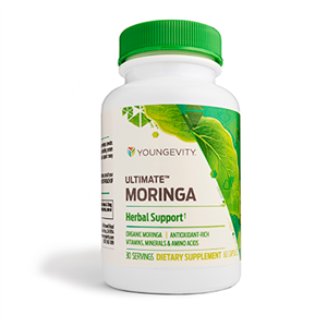 Picture of Youngevity Ultimate Moringa Capsules- 60 capsules